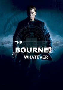 THE-BOURNE-WHATEVER-Poster
